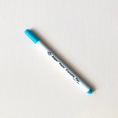 """Stitch It"" Water Erasable Fabric Pen"