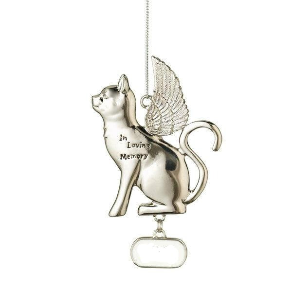 In Memory of - Cat Ornament