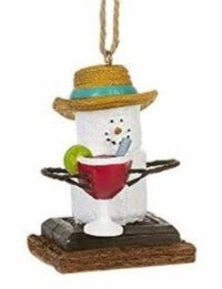 Smores Summer Drink Ornament