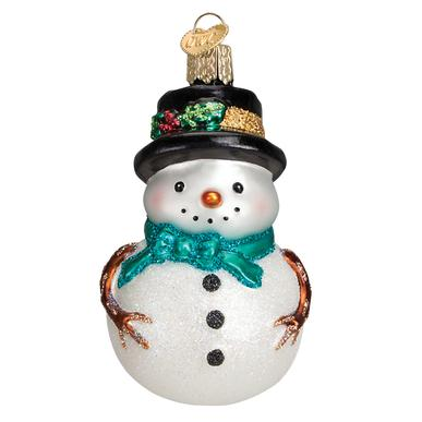 Assorted Holly Hat Snowman, INDIVIDUALLY SOLD