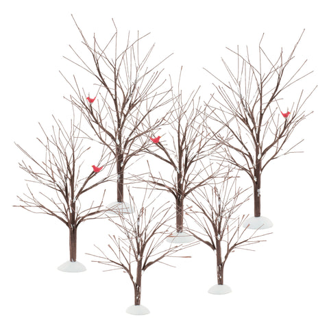 Village Accessory: Bare Branch Tree