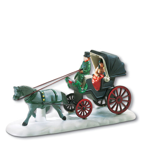 Christmas in the City: Central Park Carriage
