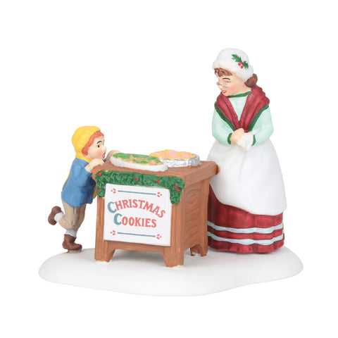 New England Village: Christmas Cookie Special