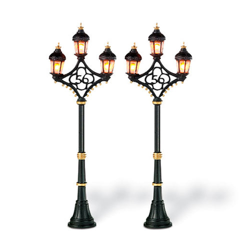 Village Accessory: Fifty-Six Street Lights