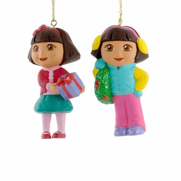 Dora The Explorer Ornaments, INDIVIDUALLY SOLD