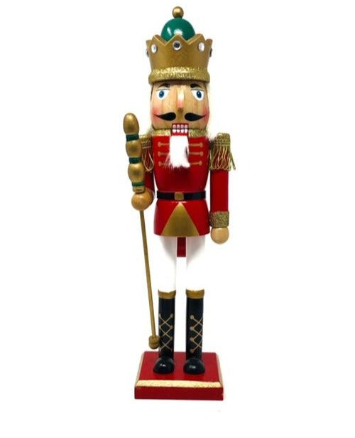 "15"" Wooden Nutcracker Soldier"
