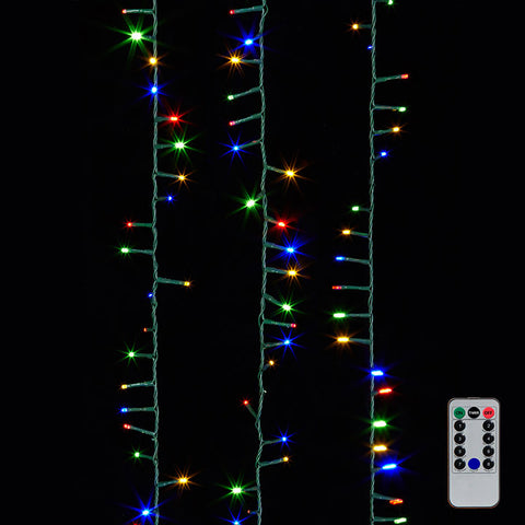 73.8' MULTICOLOR Mini Led Lights