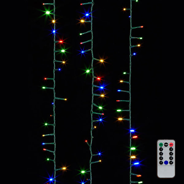 36.5' MULTICOLOR Mini Led Lights