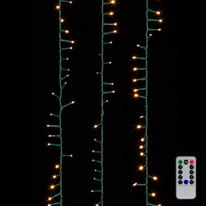 73.8' CLEAR Mini Led Lights