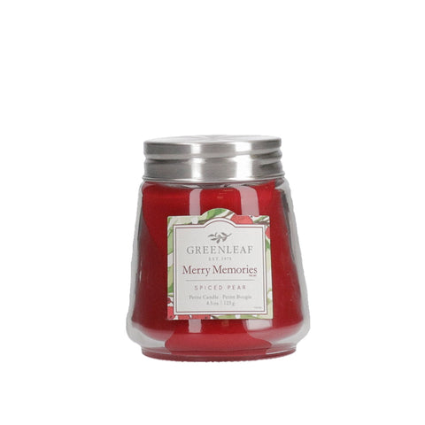 Merry Memories Jar Candle