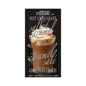 Hot Chocolate: Salted Caramel