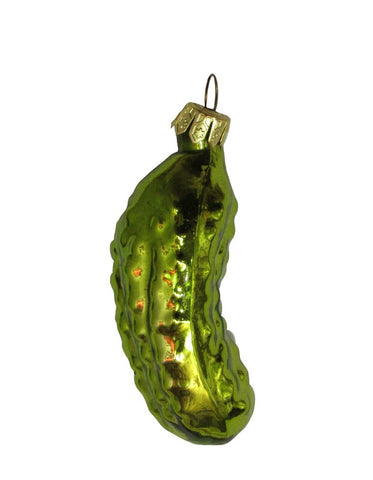 The Christmas Pickle / Le Cornichon