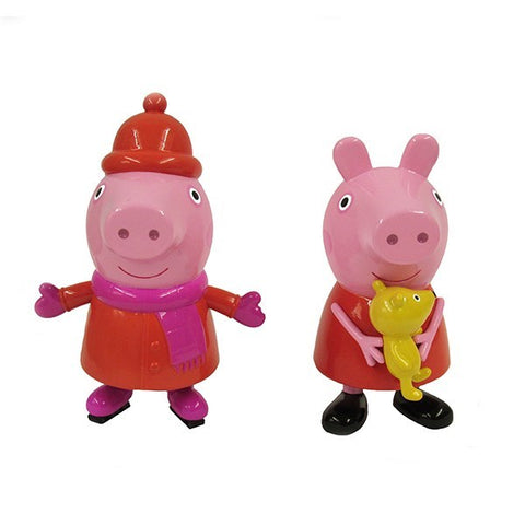 2 Assorted Peppa Pig Ornaments, INDIVIDUALLY SOLD