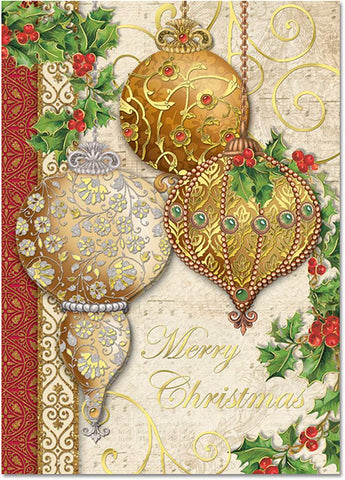 12 Boxed Christmas Cards