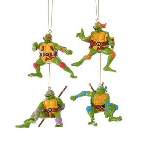 Teenage Mutant Ninja Turtles Ornaments, INDIVIDUALLY SOLD