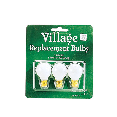 Village Accessory: Replacement Round Lite Bulb