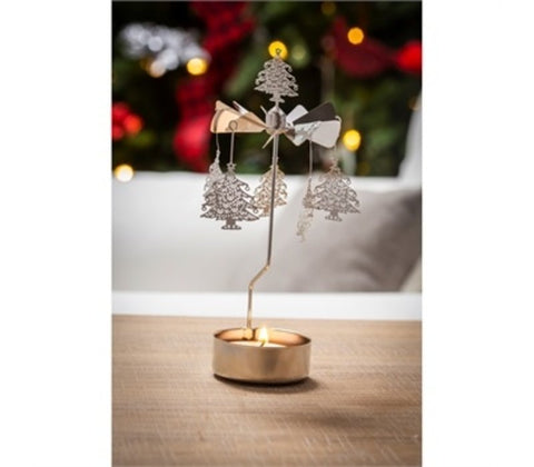 Tealight Candle Holder: Trees