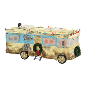 Snow Village: National Lampoon's Christmas Vacation: Cousin Eddie's RV