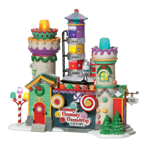 North Pole Village: Yummy Gummy Gumdrop Factory