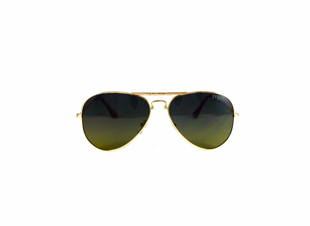 Ace - Gold Green Gradient Polarized
