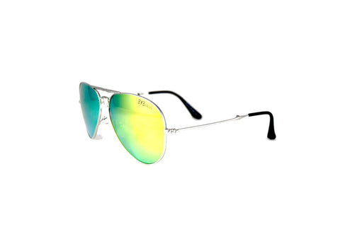 Ace - Silver Yellow Flash Polarized