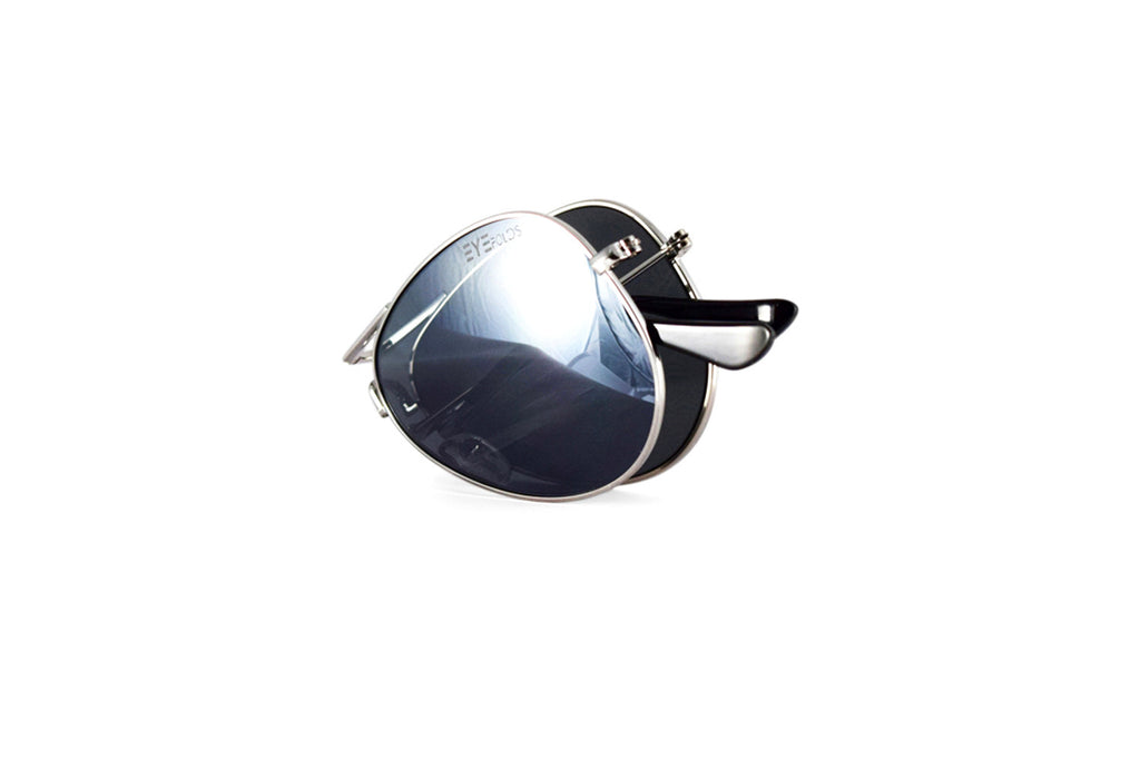 Ace - Silver Black Mirror Polarized