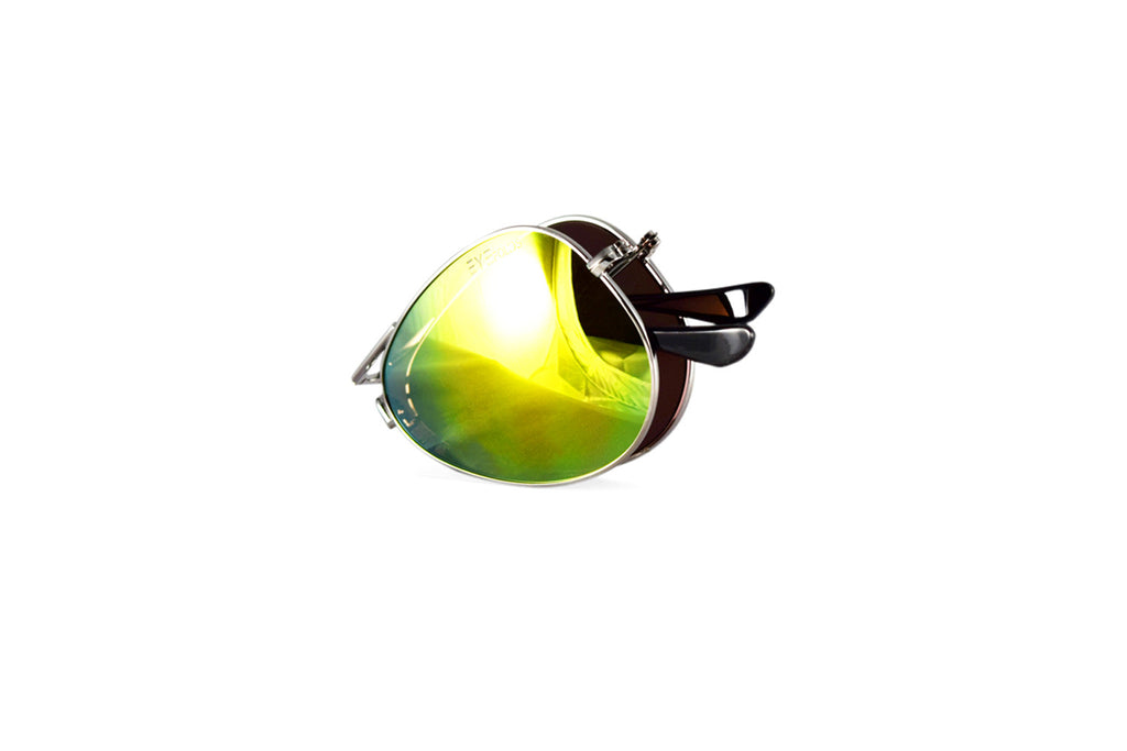 Ace - Gold Yellow Flash Polarized