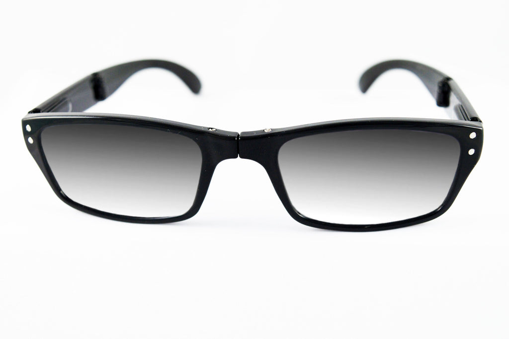 Banker-Black Gloss Photochromic Reader