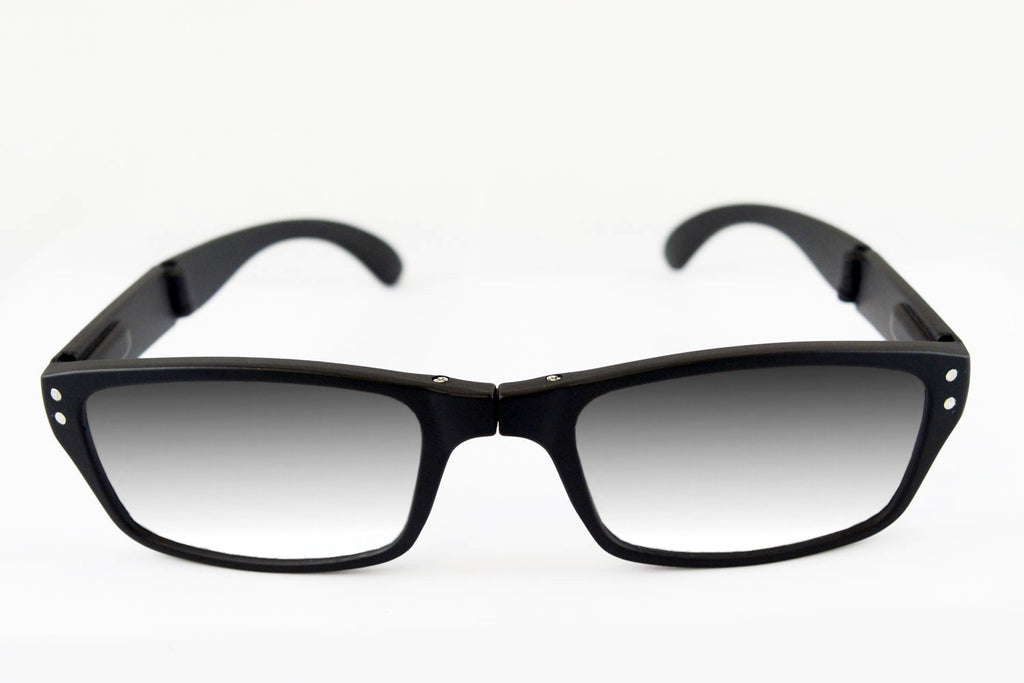Banker-Black Matte Photochromic Reader