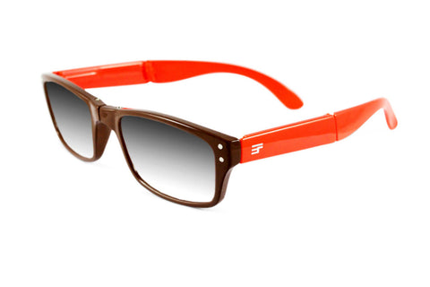 Banker-Brown Orange Photochromic Reader