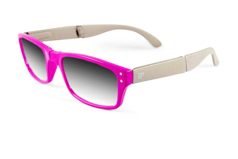 Banker-Pink Grey Photochromic Reader