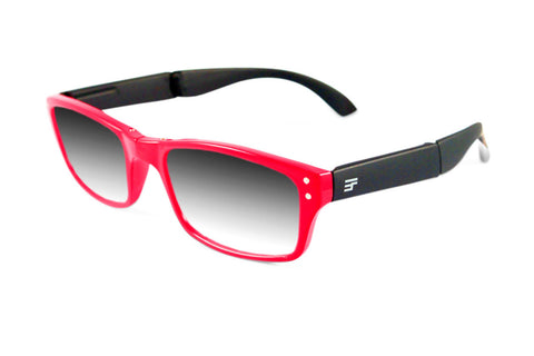 Banker-Red Black Photochromic Reader