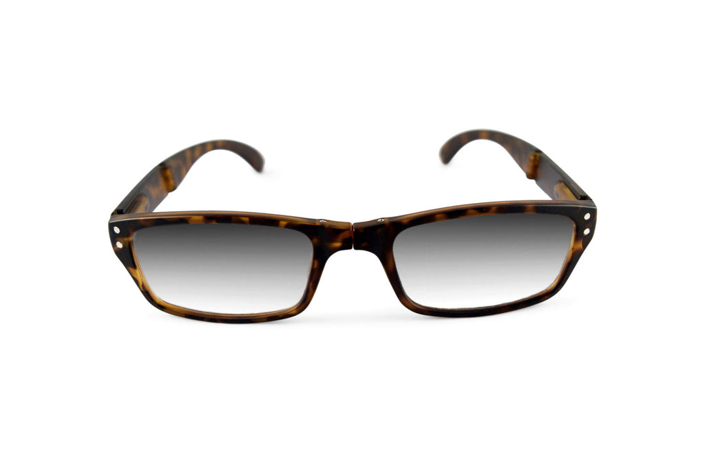 Banker-Tortoise Matte Photochromic Reader