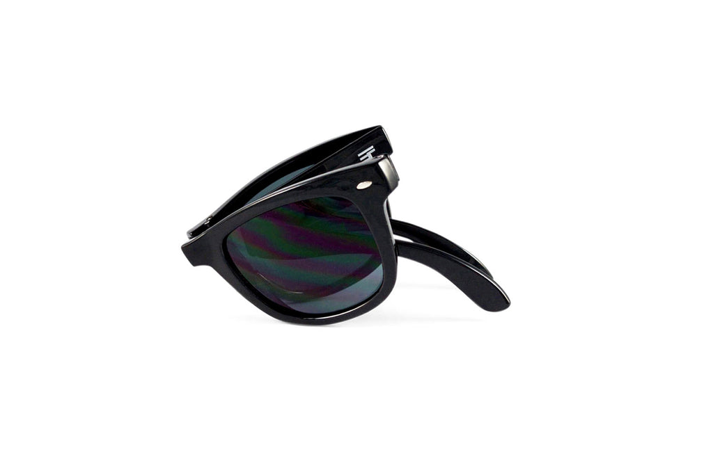 Beachcomber- Black Gloss Bi Focal Sun Reader