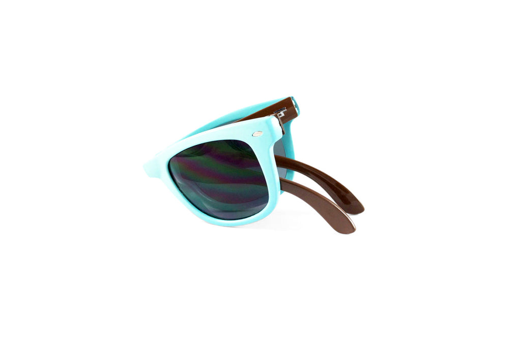 Beachcomber- Blue Brown Bi Focal Sun Reader