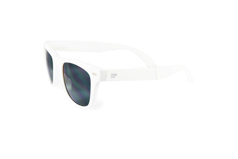 Beachcomber- White Gloss Bi Focal Sun Reader