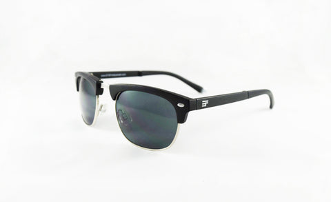 Country Club-Black Matte Silver Sun