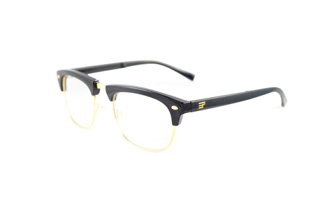 Country Club-Black Gloss Gold Reader