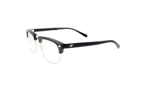 Country Club-Black Gloss Silver Reader