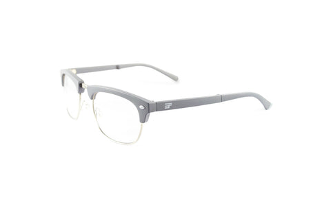 Country Club-Grey Matte Silver Reader