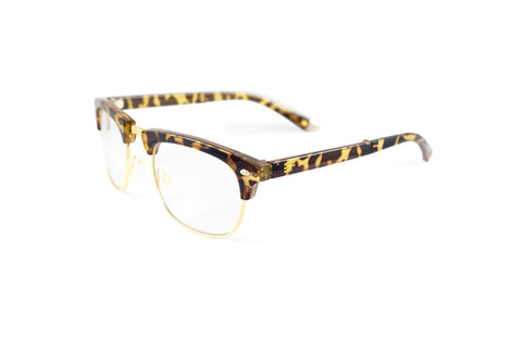 Country Club-Tortoise Gloss Gold Reader