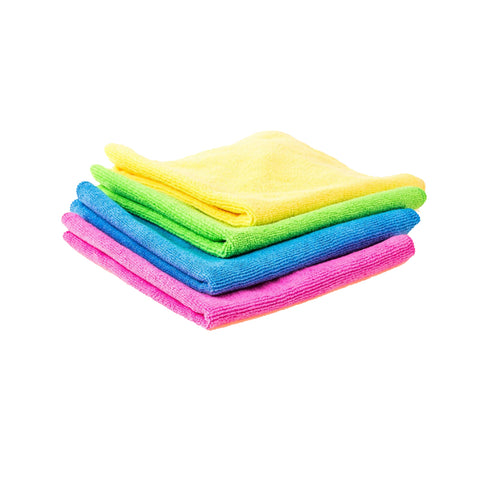 General Microfibre Cloth 10 pack