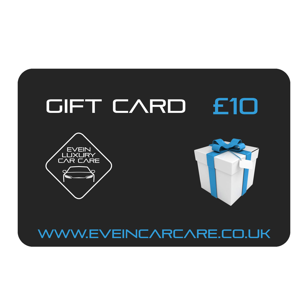 evein luxury car care  Gift Cards – Evein Car Care