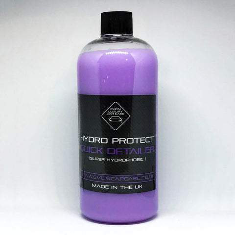 Hydro Protect Quick Detailer ( Super Hydrophobic )