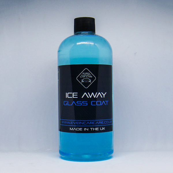 Ice Away Glass Coat