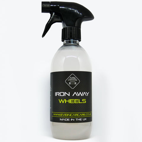 Iron Away Wheel Cleaner