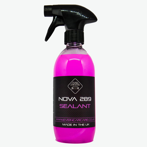 Nova 289 High Gloss Spray Sealant