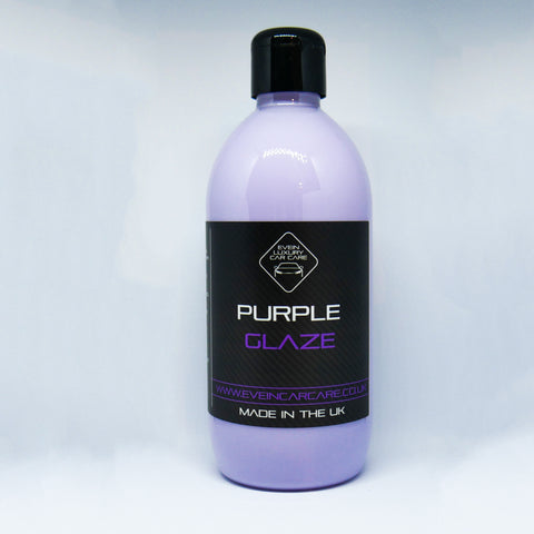 Purple Glaze Polish