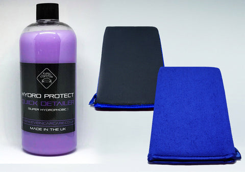 Clay Mitt & Hydro Protect Detailer Kit