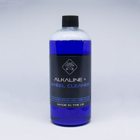 Alkaline + Wheel Cleaner